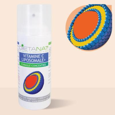 Vitamine C Liposomale - concentrée Flacon de 109 ml