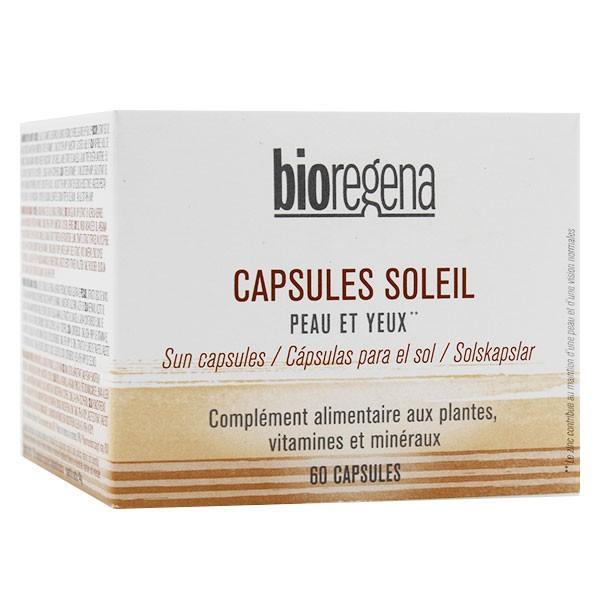 Capsules solaires Bioregena - 60 Capsules