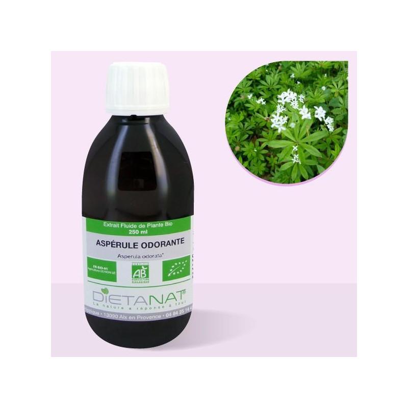 Aspérule Odorante bio - 250ml Extrait de plantes fraiches bio