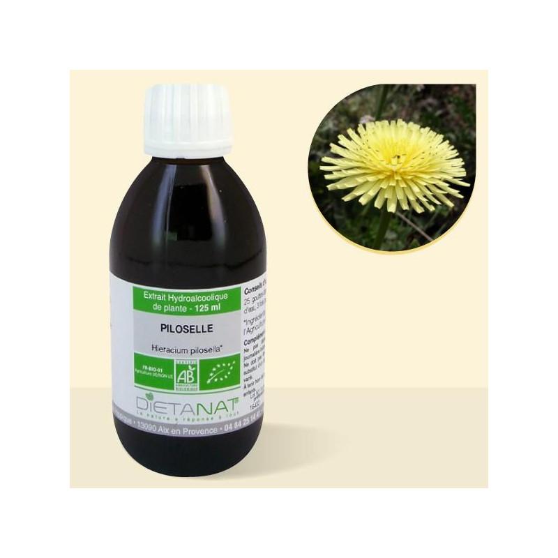 Piloselle bio - 125ml Teinture mère bio
