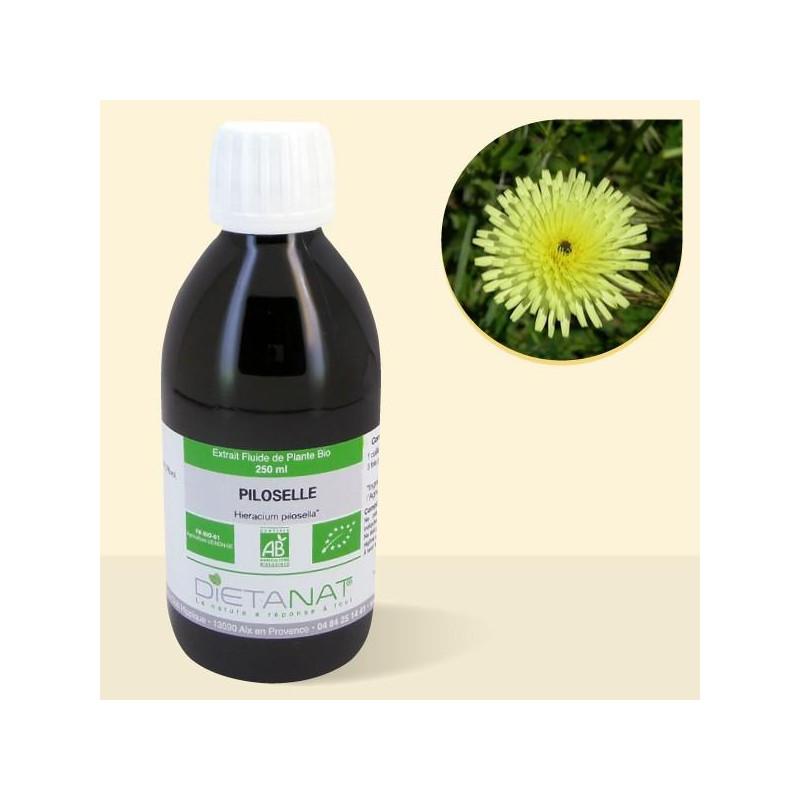 Piloselle bio - 250ml Extrait de plantes fraiches bio de Dietanat