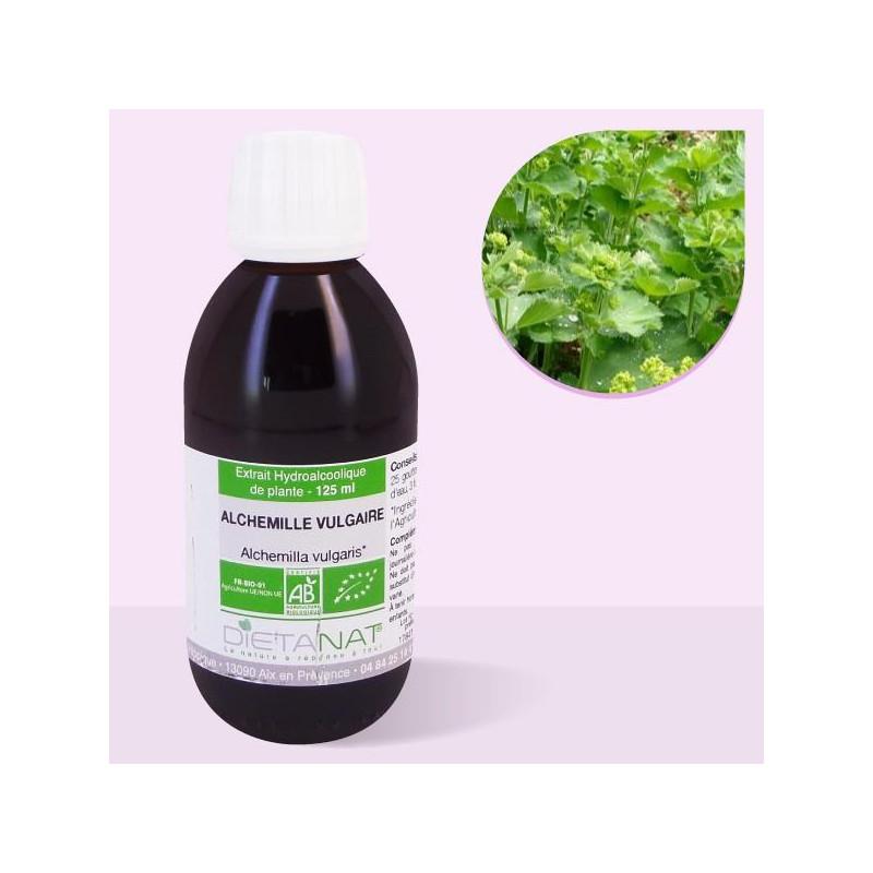 Alchémille bio - 125ml Teinture mère bio