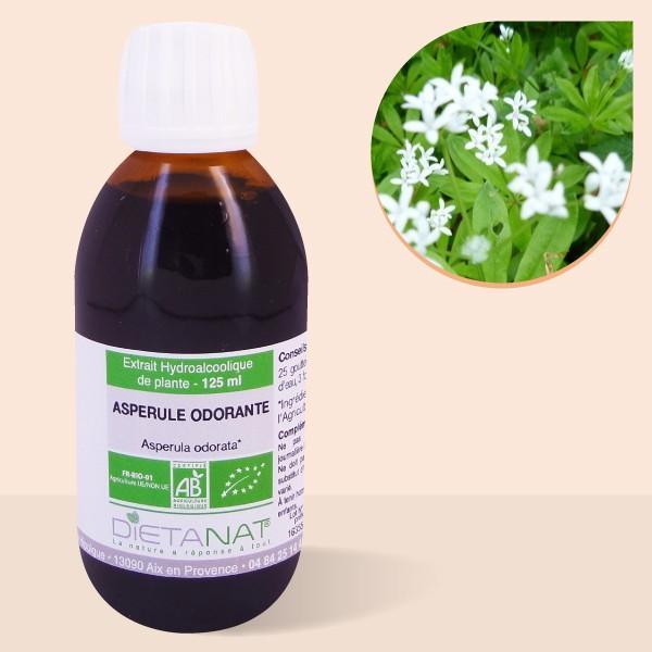 Aspérule Odorante bio - 125ml Teinture mère bio